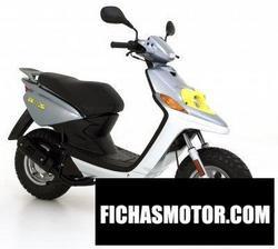 Imagen moto Yamaha bws next generation 2006