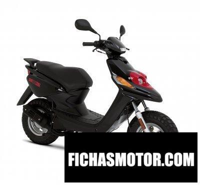 Imagen moto Yamaha bws next generation año 2010
