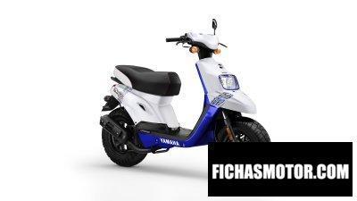 Ficha técnica Yamaha bws original 2016