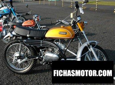 Ficha técnica Yamaha ct1b 175 1970