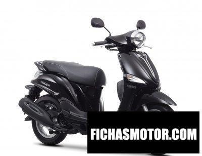 Ficha técnica Yamaha delight 2015