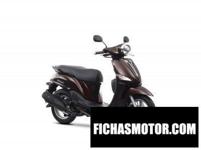 Ficha técnica Yamaha Delight 2020