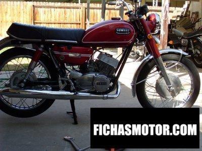 Ficha técnica Yamaha ds 6 1970