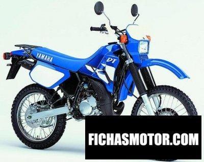 Ficha técnica Yamaha dt 125 2003