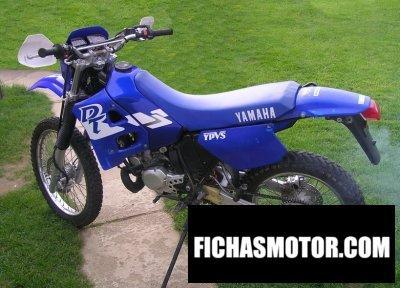 Ficha técnica Yamaha dt 125 r 2000