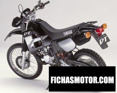 Imagen moto Yamaha dt 125 r año 2001
