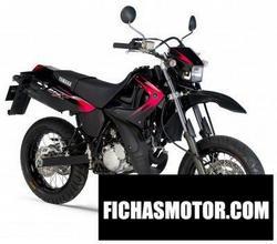 Imagen moto Yamaha dt 125 x 2006