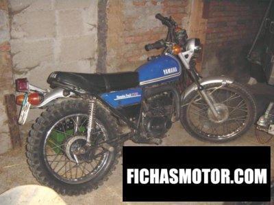 Ficha técnica Yamaha dt 175 1974