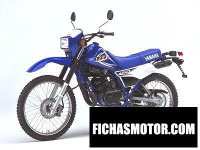 Ficha técnica Yamaha dt 175 2006