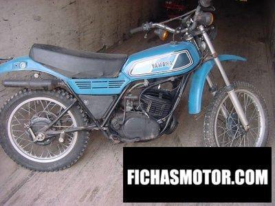 Imagen moto Yamaha dt 250 año 1977