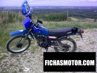 Ficha técnica Yamaha dt 50 1990