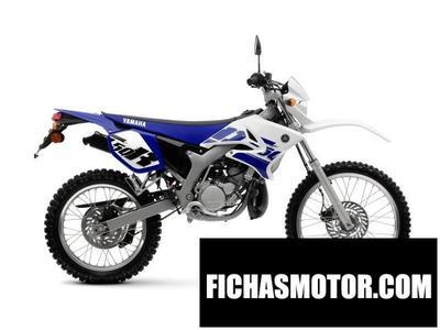 Imagen moto Yamaha dt 50 enduro año 2006