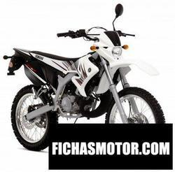 Imagen moto Yamaha dt 50 r 2006
