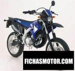 Imagen moto Yamaha dt 50 supermotard 2004