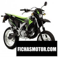 Imagen moto Yamaha dt 50 x 2006