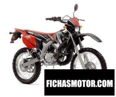 Ficha técnica Yamaha dt50r 2007