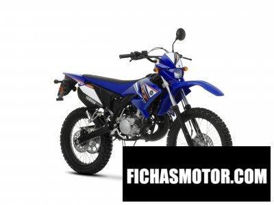Ficha técnica Yamaha dt50r 2009