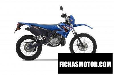 Ficha técnica Yamaha dt50r 2010