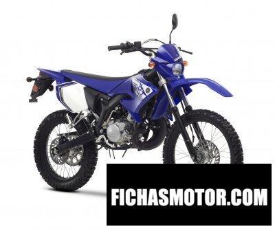 Imagen moto Yamaha dt50r año 2011