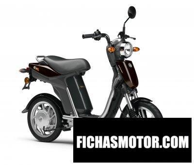 Ficha técnica Yamaha ec-03 2011