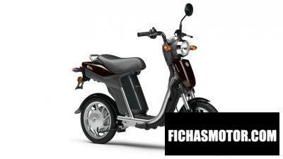 Ficha técnica Yamaha ec-03 2014