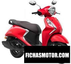 Imagen moto Yamaha Fascino 125Fl 2020