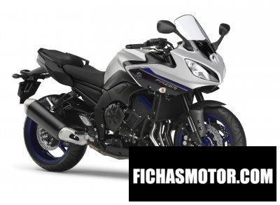 Ficha técnica Yamaha fazer8 2015