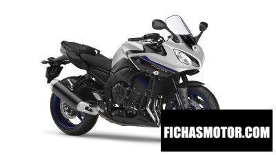 Ficha técnica Yamaha fazer8 2016