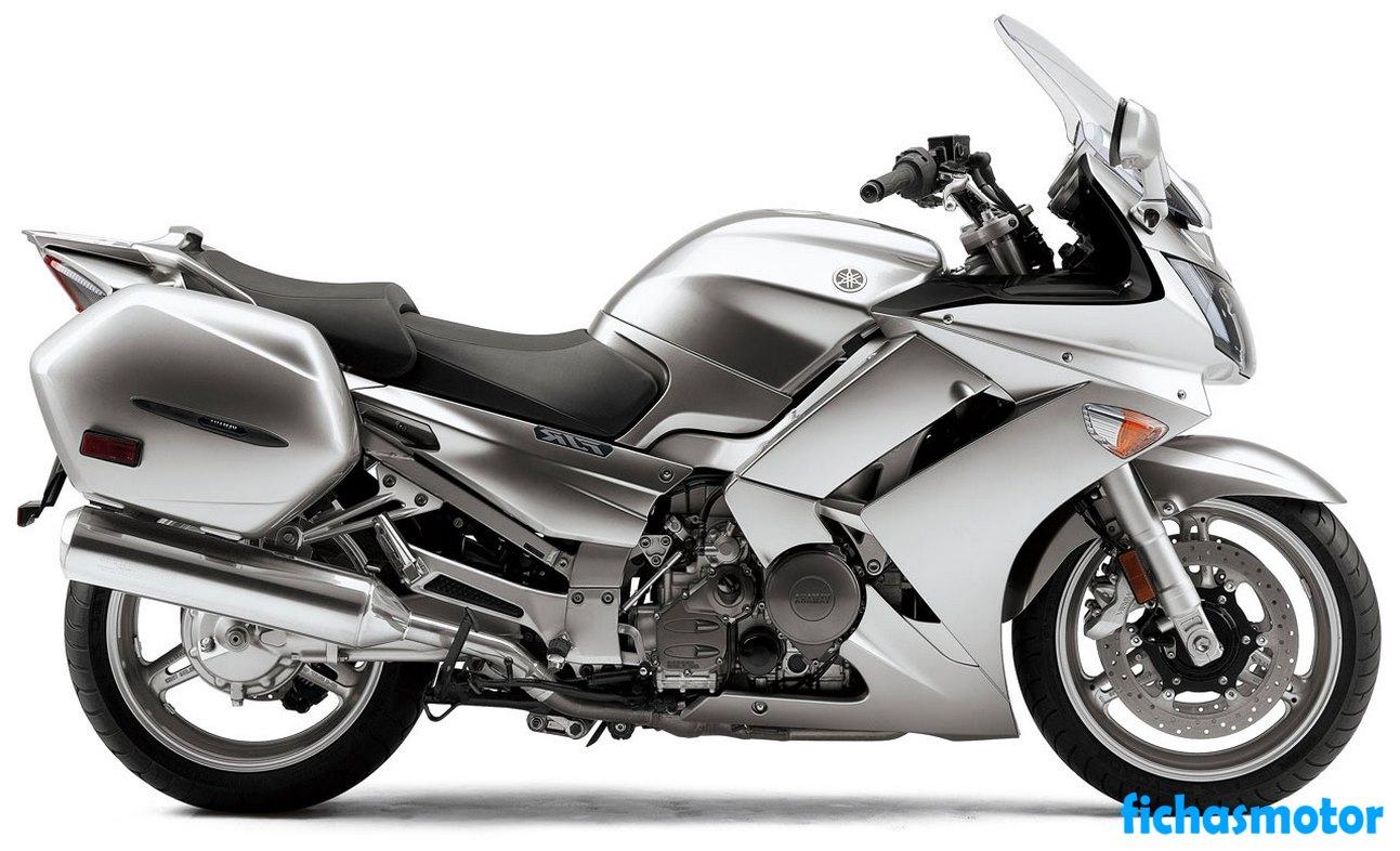 Ficha técnica Yamaha fjr1300a 2010