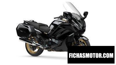 Ficha técnica Yamaha FJR1300A 2020