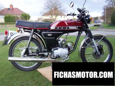 Ficha técnica Yamaha fs 1 dx fizzy 1979