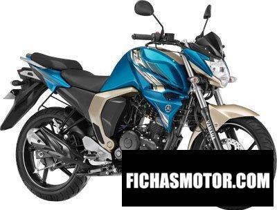 Imagen moto Yamaha fz-s año 2018