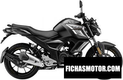 Ficha técnica Yamaha FZ-S Fi 2020