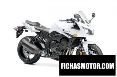 Ficha técnica Yamaha fz1 2014