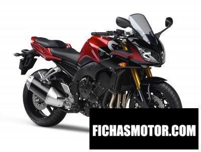 Ficha técnica Yamaha fz1 fazer 2007