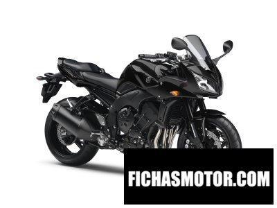 Ficha técnica Yamaha fz1 fazer 2010