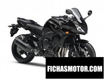Ficha técnica Yamaha fz1 fazer 2012