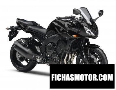 Ficha técnica Yamaha fz1 fazer 2013