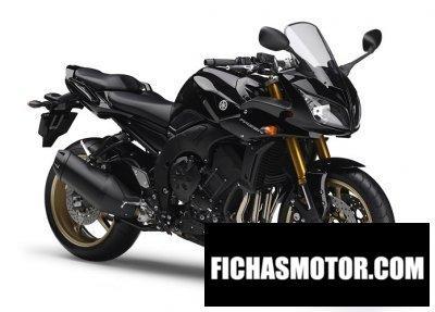 Imagen moto Yamaha fz1 fazer año 2015