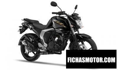 Ficha técnica Yamaha fz16 2018