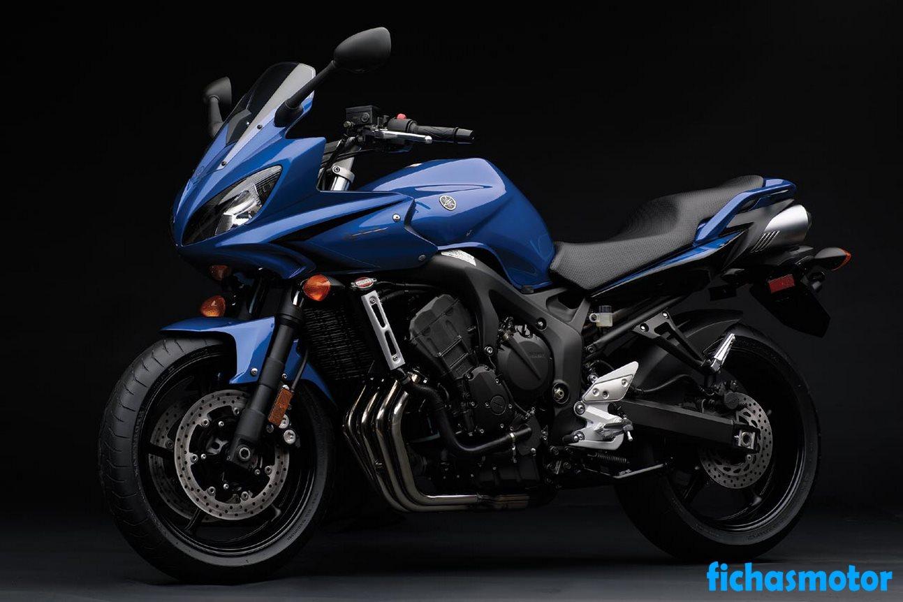 Ficha técnica Yamaha fz6 2007