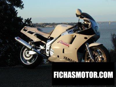 Ficha técnica Yamaha fzr 1000 1989