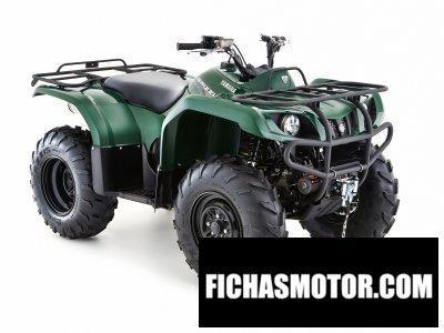 Imagen moto Yamaha grizzly 350 auto. 4x4 año 2015
