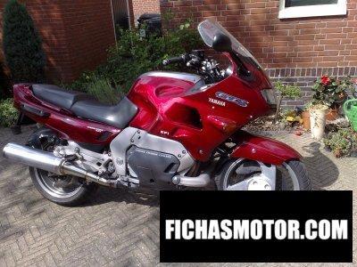 Imagen moto Yamaha gts 1000 abs año 1997