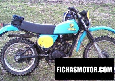 Ficha técnica Yamaha it 175 d 1977