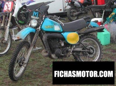 Ficha técnica Yamaha it 1979