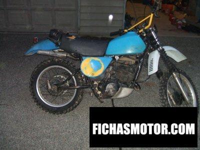 Imagen moto Yamaha it 250 e año 1978