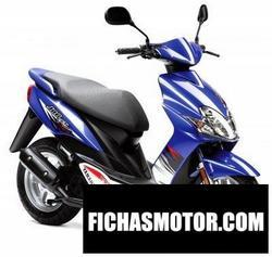 Imagen moto Yamaha jog r 2006