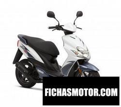 Imagen moto Yamaha jog r 2011
