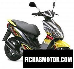 Imagen moto Yamaha jog rr 2006